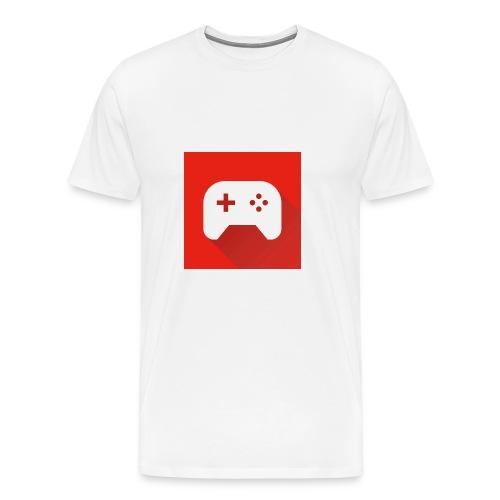 Youtube Gaming Merch - Men's Premium T-Shirt