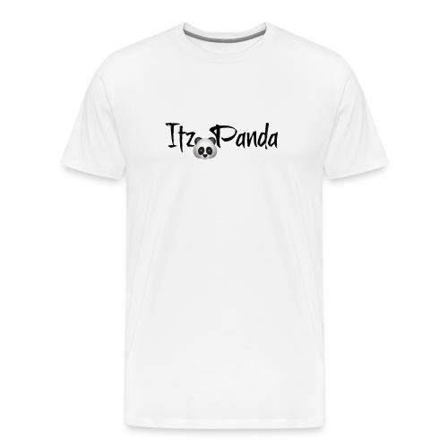 Its panda two - Men's Premium T-Shirt