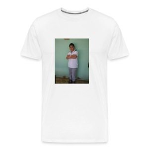 Ibrahim Naeem gang - Men's Premium T-Shirt