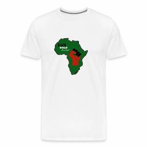 Black. Bold. Beautiful - Men's Premium T-Shirt