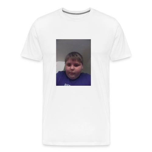 Go subscribe - Men's Premium T-Shirt