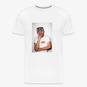 FW17 Clout Photo Tee - Men's Premium T-Shirt