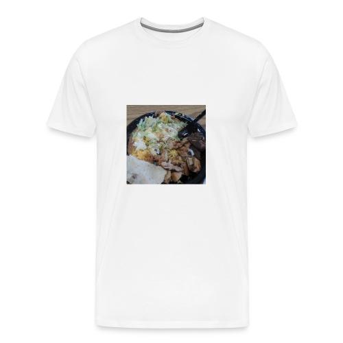 First one - Men's Premium T-Shirt