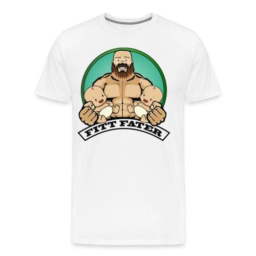 Fitt Fater - Men's Premium T-Shirt