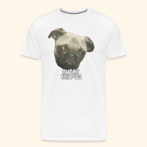 Butch The Pug - Men's Premium T-Shirt