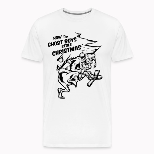 The Grinch - Men's Premium T-Shirt