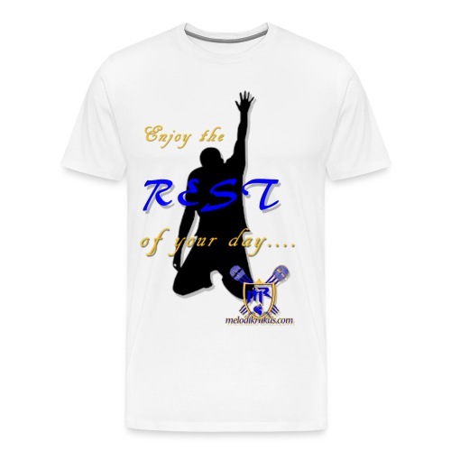 Rest - Men's Premium T-Shirt