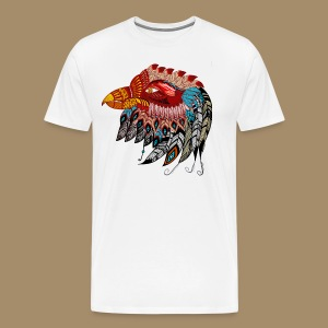 Eagle Tribal Animal Spirit Totem - Men's Premium T-Shirt