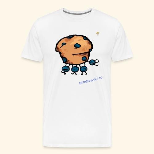 DBC BB CrudCakes - Men's Premium T-Shirt