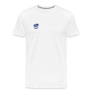 The blueslime loho - Men's Premium T-Shirt