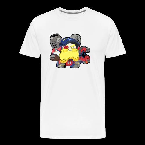 torblet - Men's Premium T-Shirt