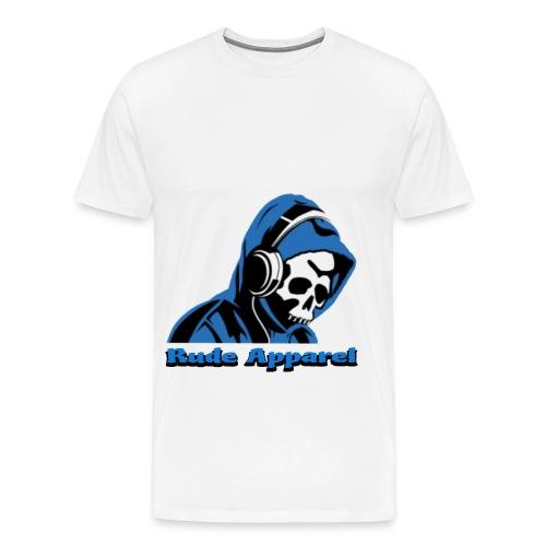 Rude Apparel Logo - Men's Premium T-Shirt
