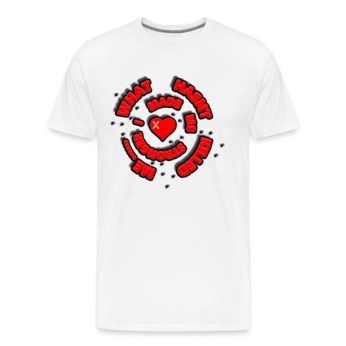 BULLSEYE - Men's Premium T-Shirt