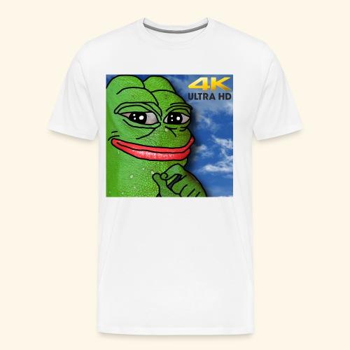 HD MEME FROG - Men's Premium T-Shirt