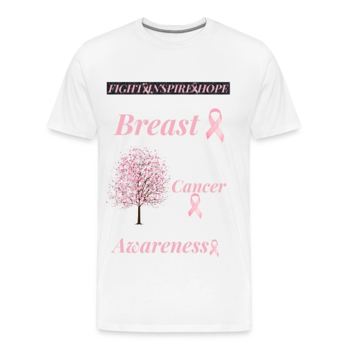 BCA ( Breast Cancer Awareness - Men's Premium T-Shirt