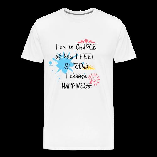 Happiness - Men's Premium T-Shirt
