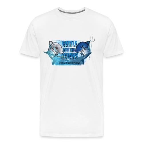 Battle of the Ocean - Men's Premium T-Shirt