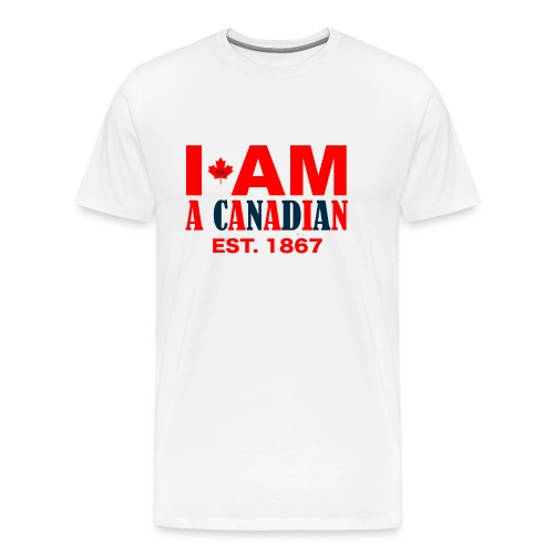 CANADA 150 YEARS - LIMITED EDITION - Men's Premium T-Shirt
