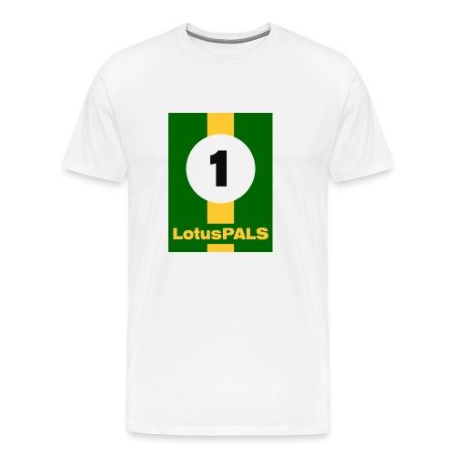 LotusPALS - Men's Premium T-Shirt