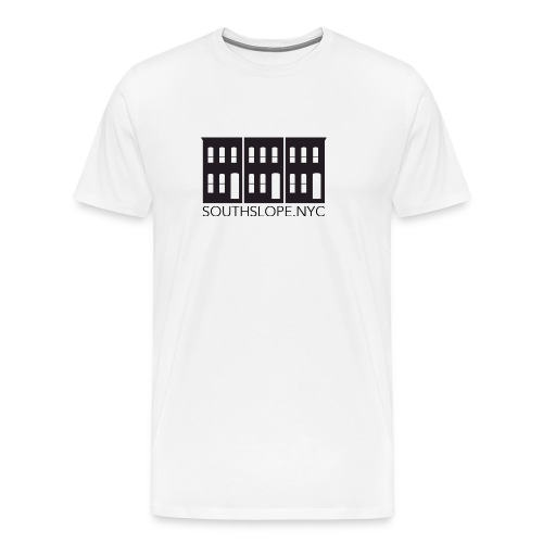 South Slope Brownstones - Men's Premium T-Shirt