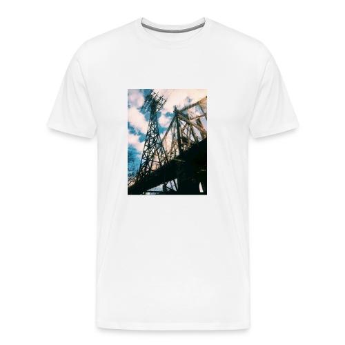 Ed Koch bridge - Men's Premium T-Shirt