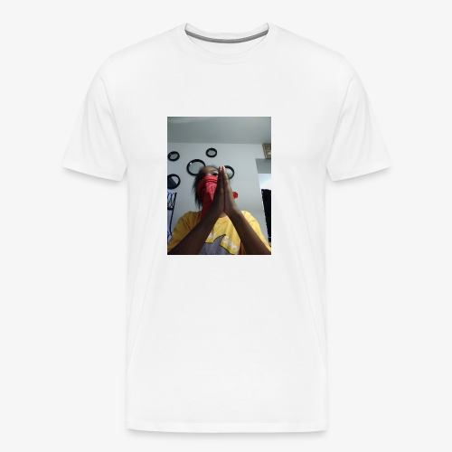 Queen_Rie_Rie - Men's Premium T-Shirt