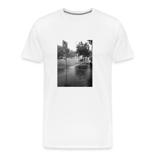 Crøss-Way - Men's Premium T-Shirt