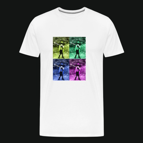 4F304B04 DFA2 4DCA B666 27AF66A1973C - Men's Premium T-Shirt