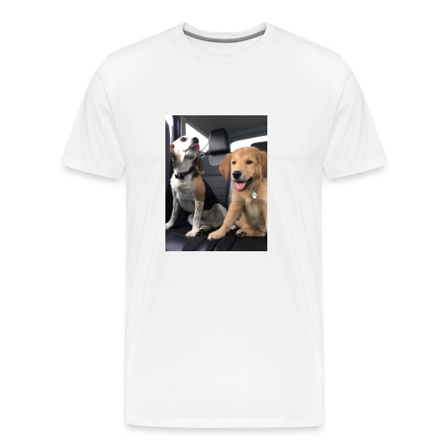 My dogs - Men's Premium T-Shirt