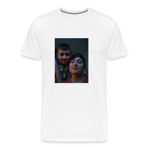 Aiden and evan - Men's Premium T-Shirt
