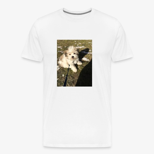 Rocky Having Fun - Men's Premium T-Shirt