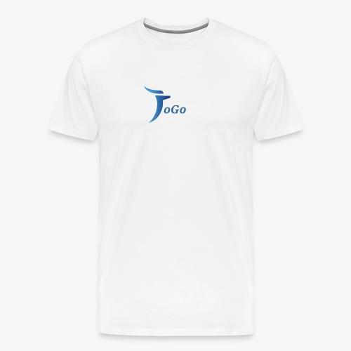 JoGo's Logo - Men's Premium T-Shirt