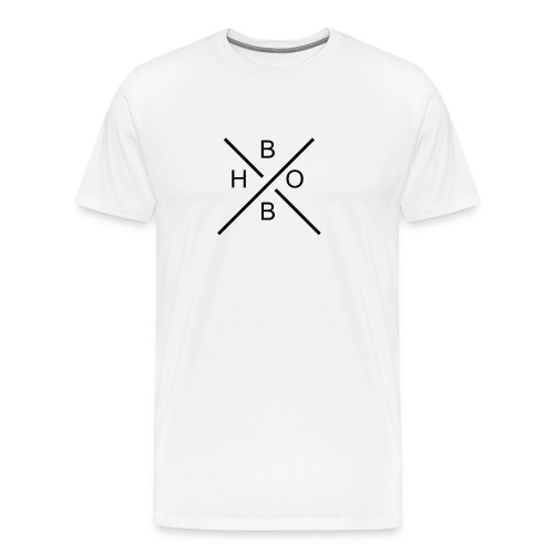 BBHO NEW LOGO - Men's Premium T-Shirt