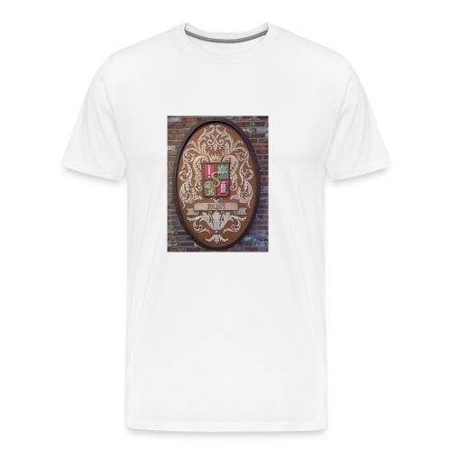 Pabst Crest - Men's Premium T-Shirt