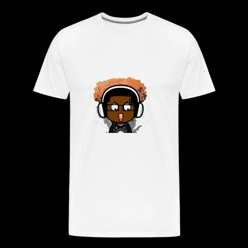 TeriqTheTitan Logo - Men's Premium T-Shirt