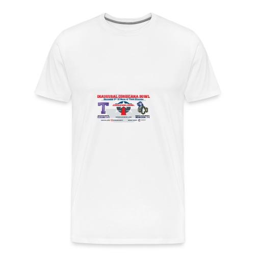 Official Corsicana Bowl Merchandise - Men's Premium T-Shirt