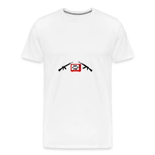 GunTube 3 - Men's Premium T-Shirt