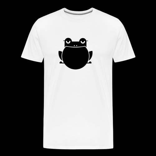 Toad Logo Black - Men's Premium T-Shirt