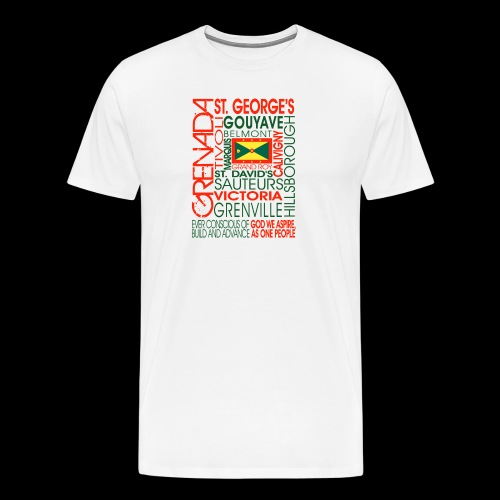 OC Grenada - Men's Premium T-Shirt