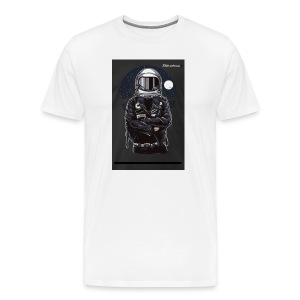 Elite astronaut men t-shirt - Men's Premium T-Shirt
