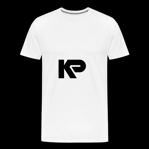 Basic KP Design - Men's Premium T-Shirt