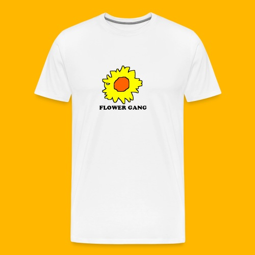 FLOWER GANG APPAREL - Men's Premium T-Shirt