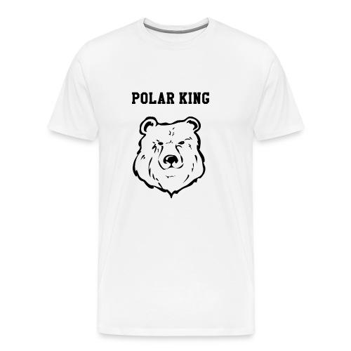 Polar King - Men's Premium T-Shirt