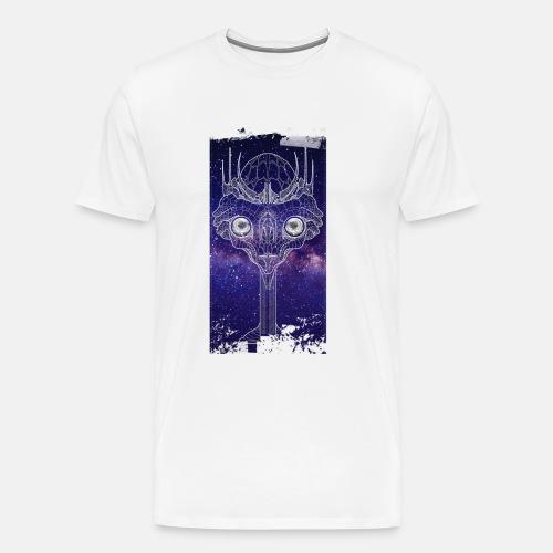 Alien dream purple Tshirt - Men's Premium T-Shirt
