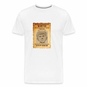 Winjer Nuxx Flat Earther - Men's Premium T-Shirt