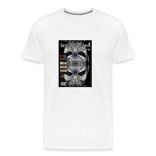 izzyinfected Artworqs Cover January 25th, 2011 - Men's Premium T-Shirt