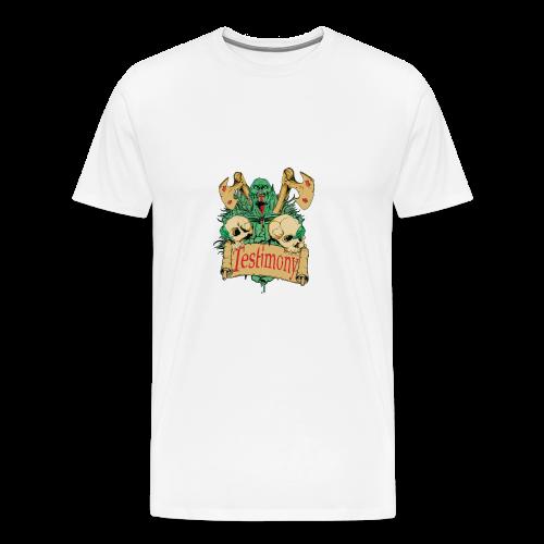 Testimony - Men's Premium T-Shirt