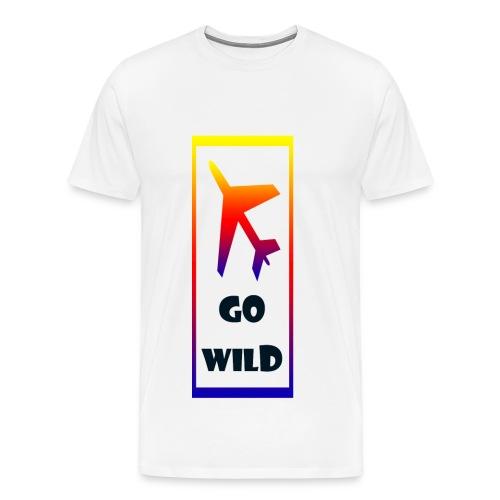 Go Wild - Men's Premium T-Shirt