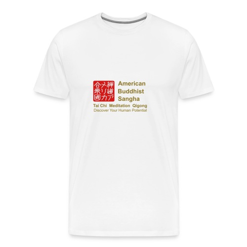 American Buddhist Sangha / Zen Do USA - Men's Premium T-Shirt