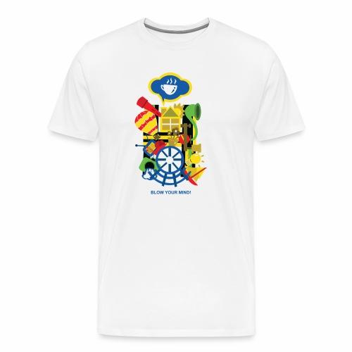 Blow your mind - Men's Premium T-Shirt